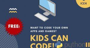 [Free Online Class] Kids Can Code! - Python II