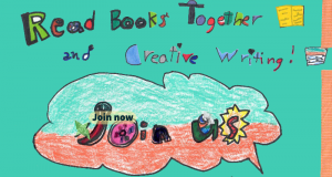 [Free Trial] Read Books Together & Creative Writing