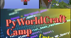 PyWorldCraft Summer Camp - Coding in Minecraft