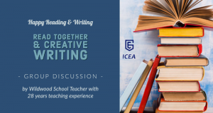 Read Together & Creative Writing Camp