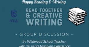 Read Together & Creative Writing Summer Camp