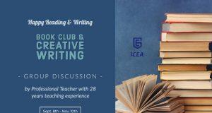 Book Club & Creative Writing