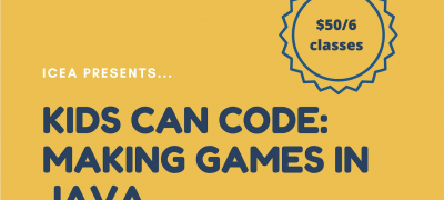 Kids Can Code: Making Games In Java
