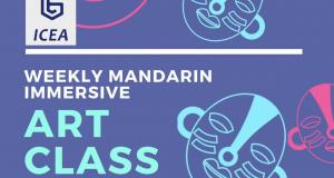 Mandarin Immersive Online Art Class For Kids