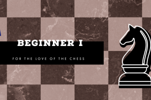 Kids Chess Club – Beginner I