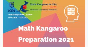 Math Kangaroo Preparation 2021 [1st & 2nd Grade]
