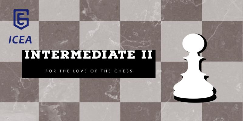 Kids Chess Club – Intermediate II