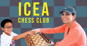Kids Chess Club Class (Bilingual)