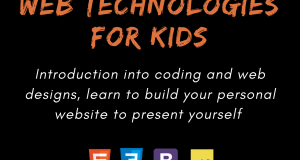 Web Technologies - Build Your Personal Website to Present Yourself