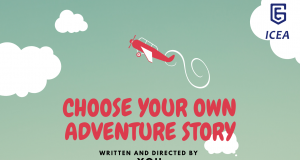 Writing Class: Choose Your Own Adventure Story