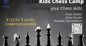 ICEA Chess Camp