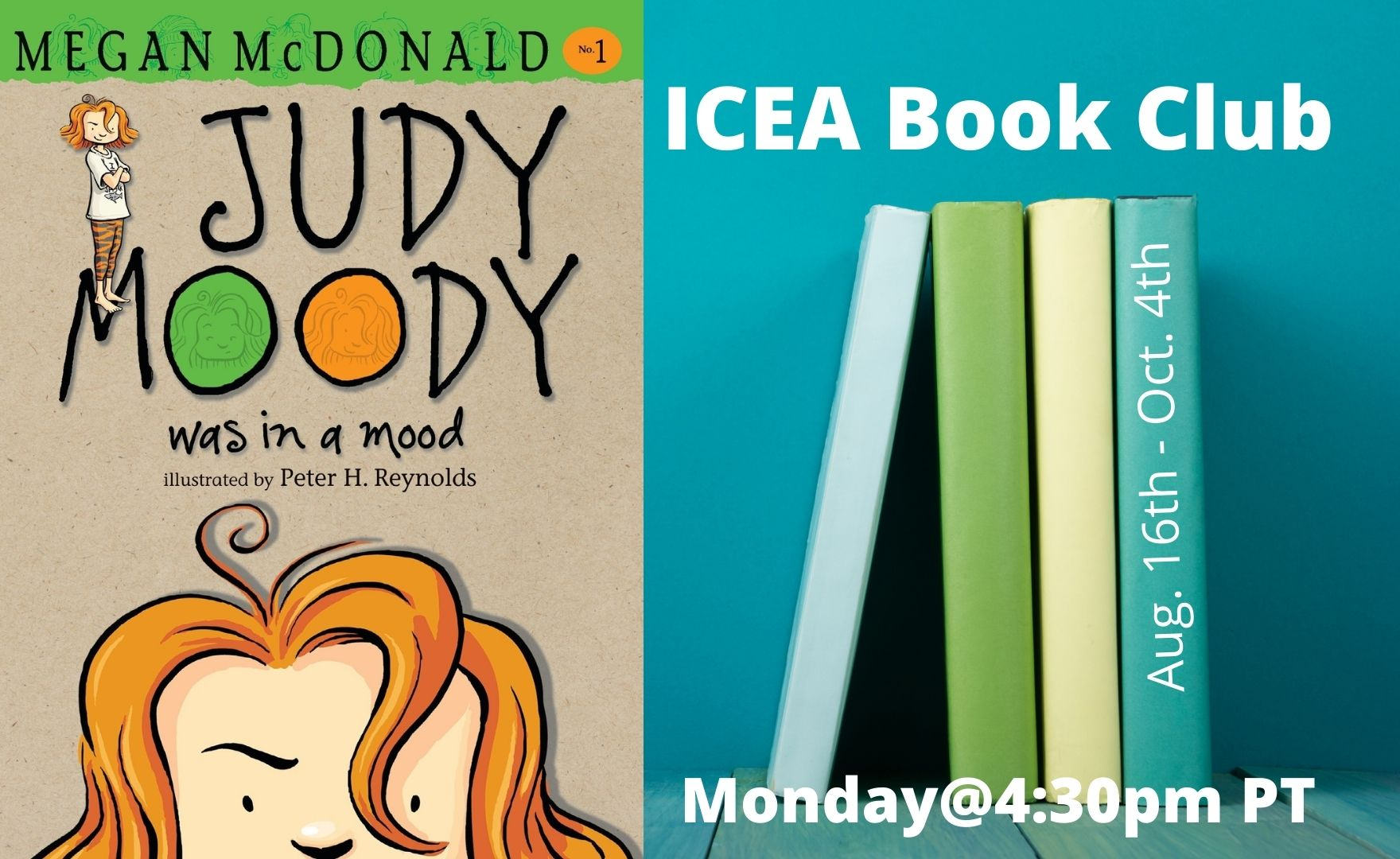 [Free] Book Club: Judy Moody was in a mood