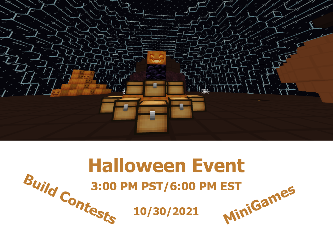 [Free] Trick-o-treating in Minecraft